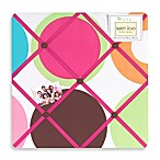 Sweet Jojo Designs Deco Dot Fabric Memo Board