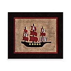 Sweet Jojo Designs Pirate Treasure Cove Floor Rug