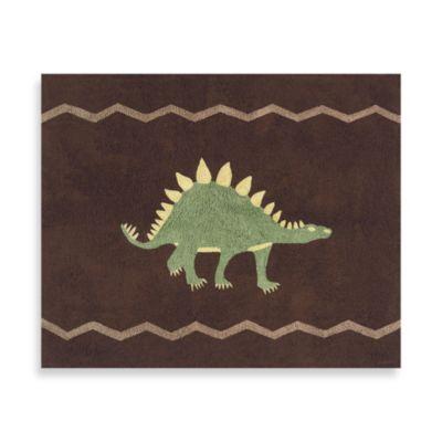 Sweet Jojo Designs Dinosaur Land 36-Inch x 30-Inch Accent Rug