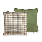 Sweet Jojo Designs Construction Zone Decorative Toss Pillow
