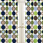 Sweet Jojo Designs Designer Dot Window Panel Pair