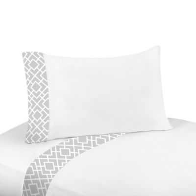 Sweet Jojo Designs Diamond Sheet Set