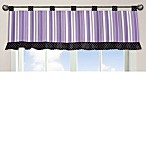Sweet Jojo Designs Kaylee Window Valance