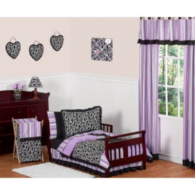 Sweet Jojo Designs Kaylee 5-Piece Toddler Bedding Set