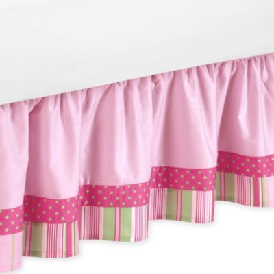 Pink Queen Bed Skirt 30