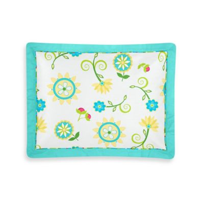 Sweet Jojo Designs Layla Standard Pillow Sham