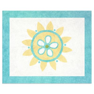 Sweet Jojo Designs Layla Accent Floor Rug