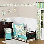 Sweet Jojo Designs Layla Toddler 5-Piece Bedding Set