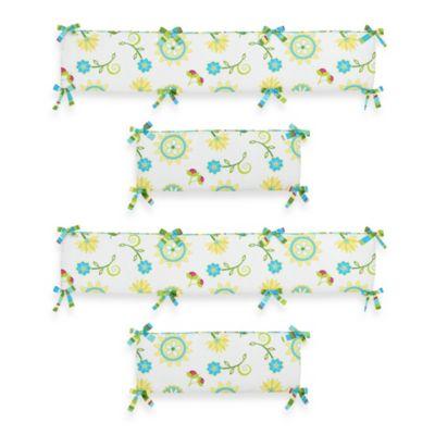 Sweet Jojo Designs Layla Crib Bumper