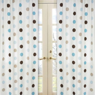 Blue Curtains for Kids Room