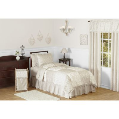 Sweet Jojo Designs Victoria 3-Piece Full/Queen Bedding Set