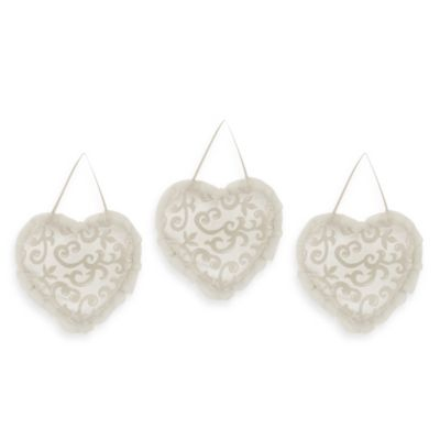 Sweet Jojo Designs Victoria 3-Piece Wall Hanging Set