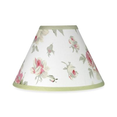 Sweet Jojo Designs Riley's Roses Lamp Shade