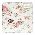 Sweet Jojo Designs Riley's Roses Fabric Memo Board