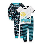 Carter's® Tow Truck 4-Piece Pajama Set