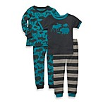 Carter's® Wildlife 4-Piece Pajama Set