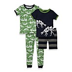 Carter's® Extinct Dinos 4-Piece Pajama Set
