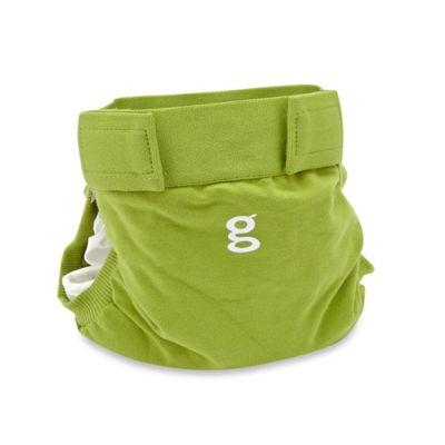 gDiapers Medium gPants in Guppy Green