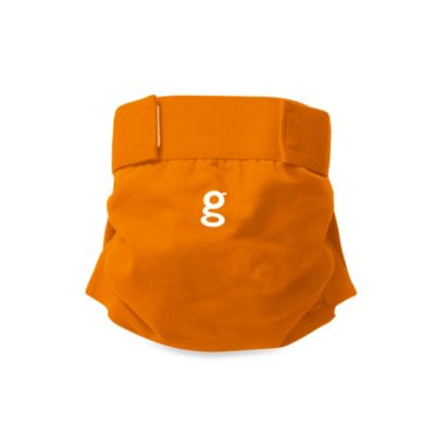 gDiapers Small gPants in Great Orange
