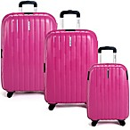 DELSEY Helium Colours Hardside Luggage in Rose
