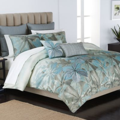 Buy Teal And Grey Bedding From Bed Bath Amp Beyond
