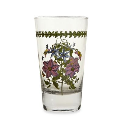 Portmeirion® Botanic Garden 16-Ounce Highball Glasses (Set of 4)