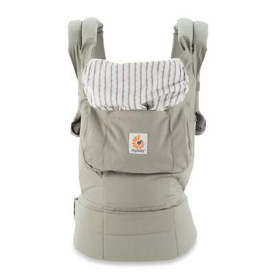 Ergobaby™ Original Collection Dewdrop Baby Carrier in Taupe/Blue