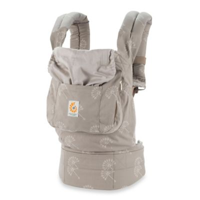 Ergobaby™ Organic Collection Dandelion Baby Carrier in Taupe