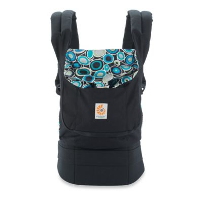 Ergobaby™ Organic Collection Quartz Baby Carrier in Black/Multi