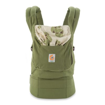 Ergobaby™ Organic Collection Zen Baby Carrier in Olive