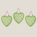 Sweet Jojo Designs Olivia 3-Piece Wall Hanging Set