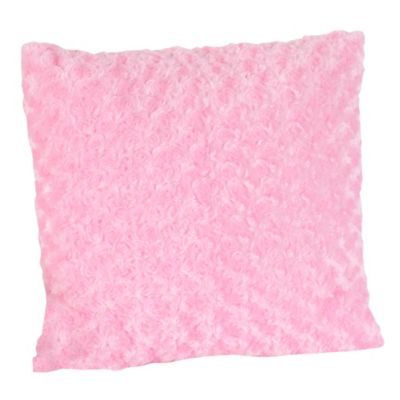 Sweet Jojo Designs Olivia Throw Pillow in Minky Swirl