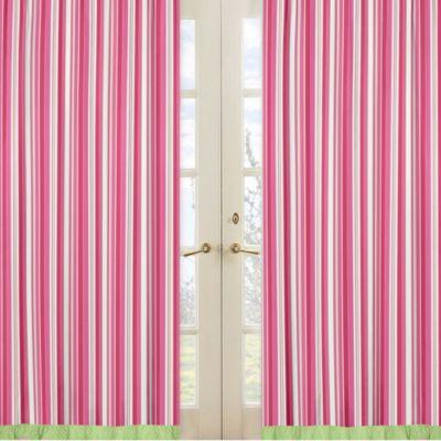 Sweet Jojo Designs Olivia Window Panel Pair