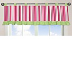 Sweet Jojo Designs Olivia Window Valance