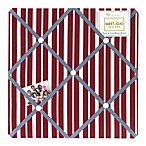 Sweet Jojo Designs Vintage Aviator Fabric Memo Board