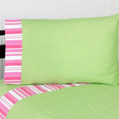 Sweet Jojo Designs Olivia 3-Piece Twin Sheet Set