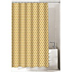 Morocco Gold Shower Curtain