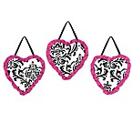 Sweet Jojo Designs Isabella 3-Piece Wall Hanging Set