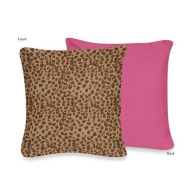 Girl's Pink Pillow