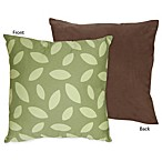 Sweet Jojo Designs Jungle Time Decorative Pillow