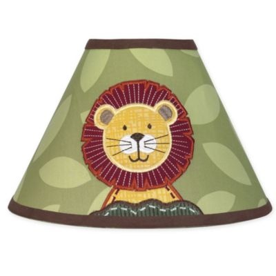 Sweet Jojo Designs Jungle Time Lamp Shade