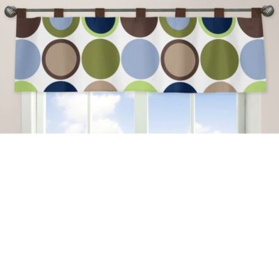 Living Room Window Valances
