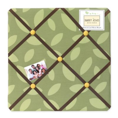 Sweet Jojo Designs Jungle Time Memo Board