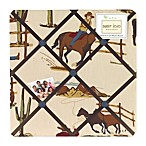 Sweet Jojo Designs Wild West Fabric Memo Board
