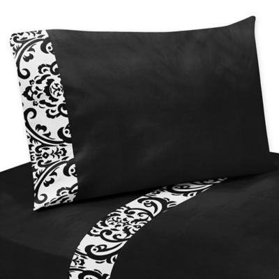 Sweet Jojo Designs Isabella Twin Sheet Set
