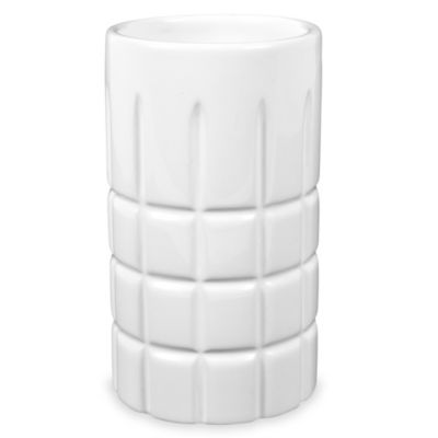 Hotel Ceramic Bathroom Tumbler