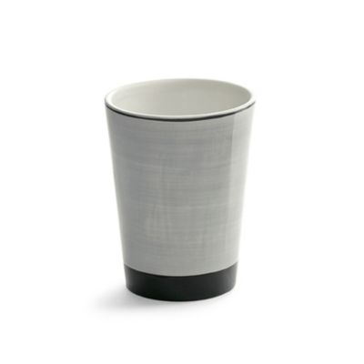 Kassatex Tribeka Tumbler in Stone