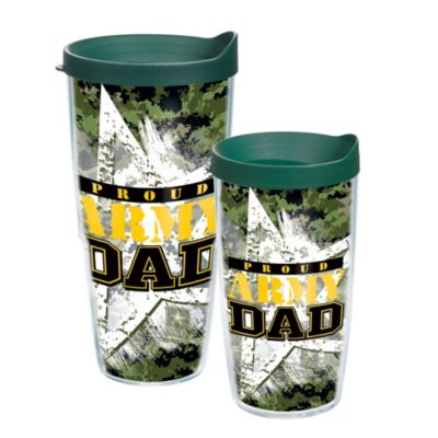 Tervis® Army Dad 16-Ounce Tumbler with Lid