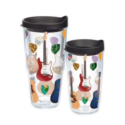 Tervis® Multi Guitars 16-Ounce Tumbler with Lid
