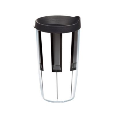 Tervis® Piano Key 16-Ounce Tumbler with Lid